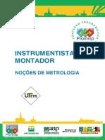 Instrumentista Montador_Nocoes de Metrologia