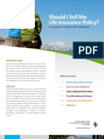 ISI_2009_Should I Sell My Life Insurance Policy, A Consumers' Guide to Life Settlements