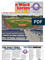 Connie Mack World Series 2015 Preview