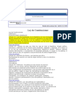 Ley de Construcciones-Mora