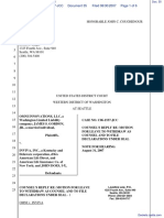 Omni Innovations LLC et al v. Inviva Inc et al - Document No. 35