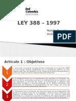 LEY 388 - 1997 POT
