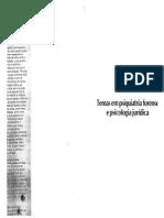 Temas Em Psiquiatria Forense e Psicologia Juridica