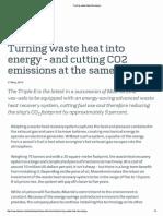 Turning waste heat into energy.pdf