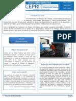 Ceprit BoletinCPR01 Salud Ocupacional