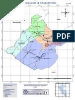 Mapa de Ubicacion de Zona de Estudio1