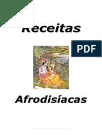 Receitas Afrodisiacas