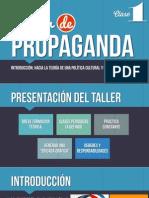 Propaganda clase 1
