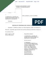 Amgen Inc. v. F. Hoffmann-LaRoche LTD et al - Document No. 917