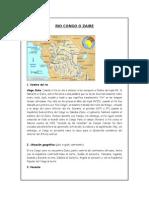 Rio Congo hidrografia