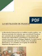 2ALa Revolución de Francia