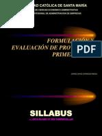 Form Eval Proy INTRODUCCIÓN