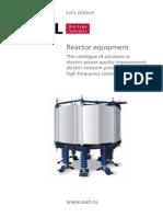Сatalogue Dry-Type Current Limiting Reactors(1)