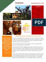 Kathok Annual Newsletter 2015