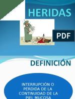 7 HERIDAS