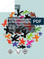 Tratamiento Educativo de La Diversidad Cultural - Maslo y Ose