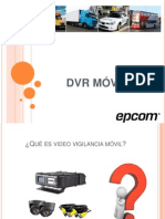 DVR Móvil Epcom Webinar