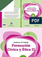 Ejemplo Formacion Civica Cuaderno de Trabajo