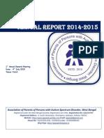 annual report of appa 2014-15 v1 2