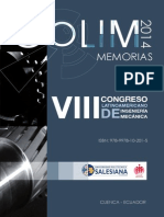 Memorias Colim 2014