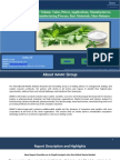 Stevia Market | Price, Research Report