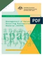 Arpansa - Management of Norm Rps15