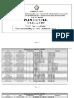 Plan Circuital Anep 2010