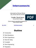VLSI Interconnects