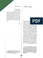 Flaubert y La Frase