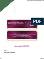 9ª Olimpíada Brasileira de Matemática Das Escolas Públicas - OBMEP