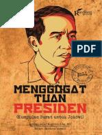Menggugat Tuan Presiden (PDF)