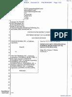 Veoh Networks, Inc. v. UMG Recordings, Inc. et al - Document No. 12