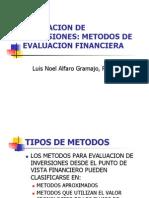 Evaluacion de Inversiones Lna 2013.Ppt
