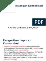 1. Laporan Keuangan Konsolidasi