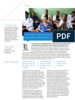 Vidyo helps support Haiti's Medical Education System