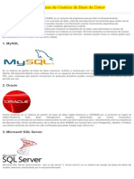 10 Sistemas de Gestion de Base de Datos