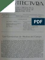 Las Carnicerías de Medina Del Campo. XVI