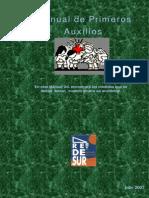 03 Manual de Primeros Auxilios - Redesur