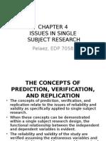 Chapter4-Single Subject Design