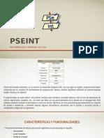 Pseint Manual