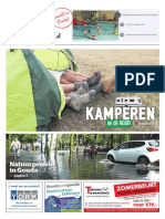 De Krant Van Gouda, 30 Juli 2015