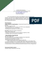 Jobswire.com Resume of michelle08701