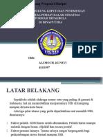 Sidang Proposal Skripsi