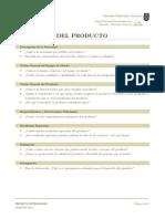 Identificación Necesidad Proyectos