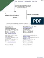 segOne, Inc. v. Fox Broadcasting Company - Document No. 23