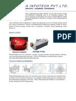 Akuva Infotech Pvt. Ltd-. Engineering services