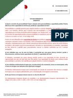 01 - Estudo Dirigido_24.07.2015_Gabarito5261