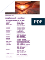 Termine - Body Processes Healing Codes