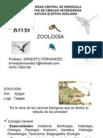 CLASE 01   ZOOLOGIA 2010