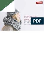 DaWanda Lovebook Hiver 2015-16